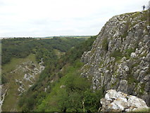 ST4754 : Cheddar Gorge by Darren Haddock