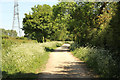 SK8163 : Northcroft Lane by Richard Croft