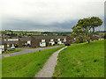 SE2632 : Fawcett Way, Lower Wortley by Stephen Craven
