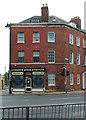 SO8454 : Rings & Needles, 2 Quay Street, Worcester by P L Chadwick