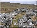NB1924 : Shieling hut, Airigh a' Chuailein, Isle of Lewis by Claire Pegrum