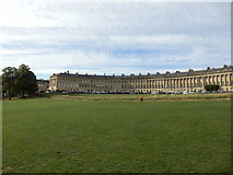 ST7465 : Royal Crescent, Bath by Darren Haddock