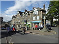 NY3704 : Rydal Road, Ambleside by Chris Allen