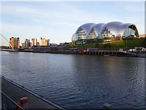 NZ2563 : The River Tyne, Newcastle by Graham Robson