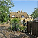 TL4568 : Cottenham: on Church Lane by John Sutton