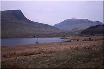 SH5752 : Llyn y Gadair by Richard Webb