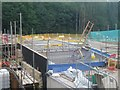 NY4724 : Looking across the new Pooley Bridge by Michael Earnshaw