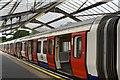 TQ0785 : Train at Hillingdon Station by N Chadwick