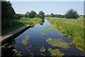 SE7544 : Pocklington Canal from Swing Bridge 7 near Melbourne by Ian S