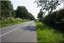 SE7643 : Road towards Scamland Bridge by Ian S