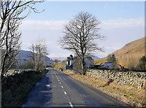 NT1126 : A701 Crookhaugh by David Dixon