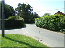 TG1318 : Broad Lane, Swannington by Adrian Cable
