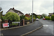 H4573 : St Julian's Way, Mullaghmore by Kenneth  Allen