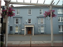SO2956 : The Burton Hotel (Kington) by Fabian Musto