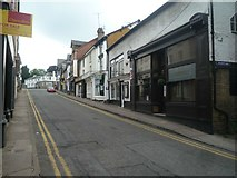 SO2956 : Church Street (Kington) by Fabian Musto