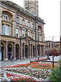 NS2776 : Clyde Square, Greenock by Thomas Nugent