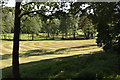 TM2346 : Landscaped grounds, Kesgrave Hall by Simon Mortimer