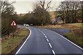 NT2450 : A703 near Waterheads by David Dixon