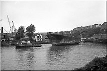 ST5772 : SS Great Britain in the Floating Harbour by Martin Tester