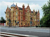 SJ7996 : The Trafford Park Hotel by David Dixon