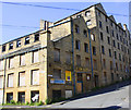 SE1533 : Former warehouse at Water Lane / Wigan Street junction - for demolition? by Roger Templeman