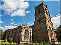 SK3616 : St Helen's Church, Ashby-de-la-Zouch by Oliver Mills