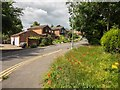 SK3516 : Trinity Close, Ashby-de-la-Zouch by Oliver Mills