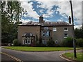 SK3516 : Hill House, Ashby-de-la-Zouch by Oliver Mills
