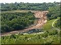 SK6143 : Gedling Access Road progress - July 2020 by Alan Murray-Rust