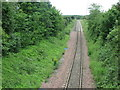 NZ2975 : Mineral Railway Line, Seaton Delaval by Geoff Holland