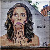 SJ8498 : #CureFL by David Dixon