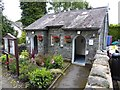 SD3097 : Public Toilets, Coniston by Adrian Taylor