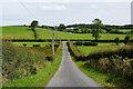 H4663 : Kilgort Road, Kilgort by Kenneth  Allen