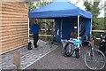 SK9917 : Pop-up bike shop by Bob Harvey