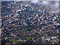 SJ8396 : Manchester from the air by Thomas Nugent
