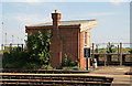SU5290 : Didcot Railway Centre - demonstration line station by Chris Allen