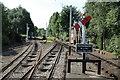 SU5291 : Didcot Railway Centre - mixed gauge by Chris Allen