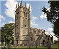 SK7851 : All Saints' church, Hawton by Julian P Guffogg