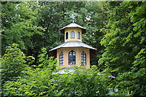 NS2209 : Pagoda at Culzean Country Park by Billy McCrorie