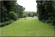 NS2209 : Park at the Swan Pond, Culzean Country Park by Billy McCrorie