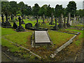 SE2639 : Lawnswood cemetery: Baron Brotherton by Stephen Craven