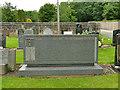 SE2639 : Lawnswood cemetery: Edward Tebb by Stephen Craven