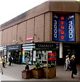 ST2995 : Recently reopened Peacocks shop, Monmouth Walk, Cwmbran by Jaggery