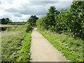 SE2106 : Permissive path around Ingbirchworth Reservoir by Humphrey Bolton