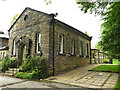 SE2639 : Adel Friends' meeting house by Stephen Craven