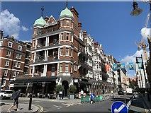 TQ2881 : Duke Street Mansions, 54-76 Duke Street, London by Andrew Abbott