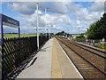 SE4932 : South Milford railway station, Yorkshire by Nigel Thompson