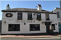 TQ5839 : The Guinea (Closed) by N Chadwick