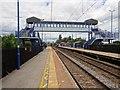 SE5408 : Adwick-le-Street railway station, Yorkshire by Nigel Thompson