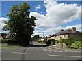 SP0201 : Somerford Road, Cirencester by Malc McDonald